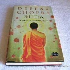 Libros de segunda mano: BUDA, DEEPAK CHOPRA. ED. SUMA.(PARACIENCIAS C 3). Lote 50490833