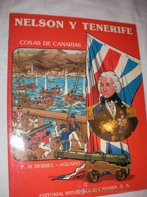 NELSON Y TENERIFE - BERBEL Y AGUADO (EM3) (Libros de Segunda Mano - Literatura Infantil y Juvenil - Otros)