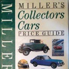 Libros de segunda mano: MILLER'S COLLECTORS CARS 1998-1999. Lote 36893336