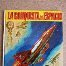 Libros de segunda mano: LA CONQUISTA DEL ESPACIO. BRUGUERA. CULTURA COLOR.. Lote 36918076