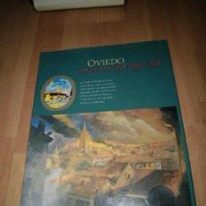 Libros de segunda mano: OVIEDO EN EL ARTE DEL SIGLO XX. EDICIONES NOBEL, 1998. TAPA DURA CON SOBRECUBIERTA. COLOR.. Lote 37015623
