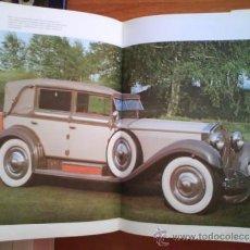 Libros de segunda mano: 1979 GREAT CARS OF THE GOLDEN AGE - MAGNÍFICAMENTE ILUSTRADO CON FOTOGRAFÍAS. Lote 37075112