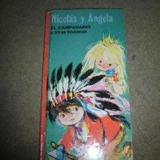 Second hand books - NICOLAS Y ANGELA EL CAMPANARIO Y OTRAS HISTORIAS SERIE DUO LITO S.A - 37140093