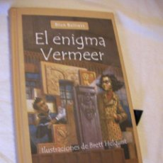 Libros de segunda mano - EL ENIGMA VERMEER - BLUE BALLIETT - ENVIO GRATIS A ESPAÑA (EM3) - 40336050
