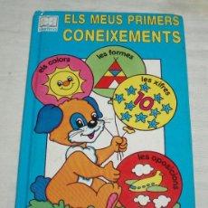 Libros de segunda mano: ELS MEUS PRIMERS CONEIXEMENTS (COLECCION LA CARTERA EN CATALAN). Lote 37186836