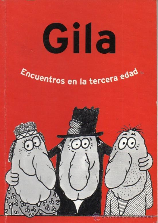 LIBRO CHISTES DE GILA