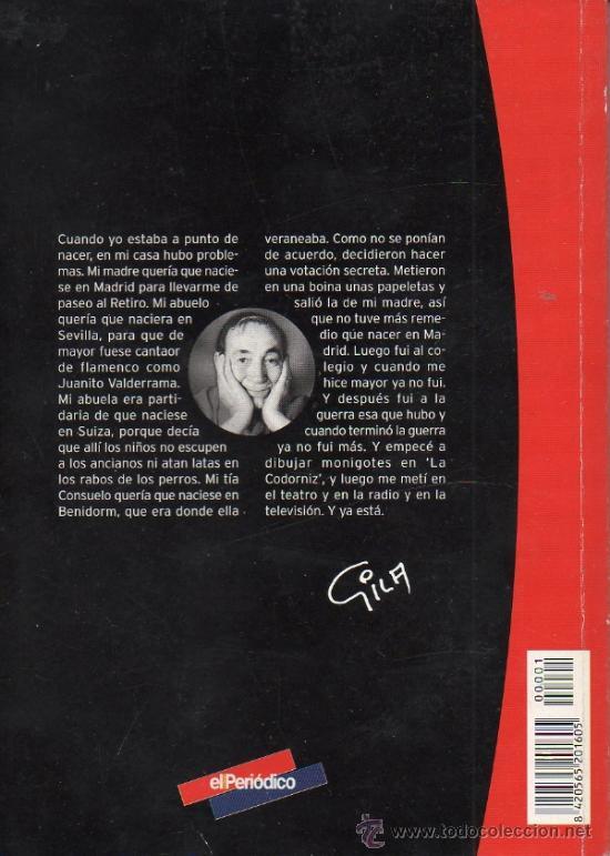 Libros de segunda mano: LIBRO CHISTES DE GILA ENCUENTROS EN LA TERCERA EDAD - Foto 2 - 37191861