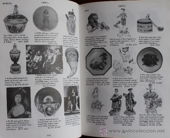Libros de segunda mano: THE LYLE OFFICIAL ANTIQUES REVIEW 1988 – TONY CURTIS –LA MAS AMPLIA GUIA PRECIOS PARA COLECCIONISTAS - Foto 4 - 37209882