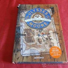 Libros de segunda mano: ULYSSES MOORE, LA PUERTA DEL TIEMPO. Lote 37239307