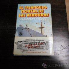 Gebrauchte Bücher - Alejandro Vignati, El triangulo mortal de las Bermudas, Ed. ATE, 1975 - 37341466