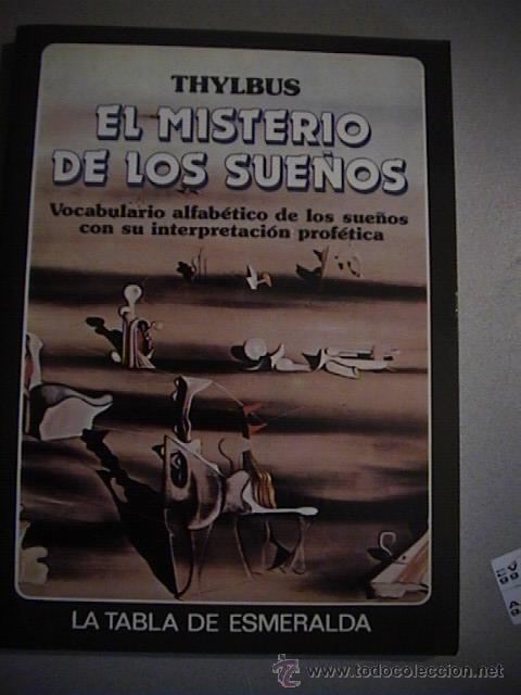 EL MISTERIO DE LOS SUEÑOS (Libros de Segunda Mano - Parapsicología y Esoterismo - Otros)