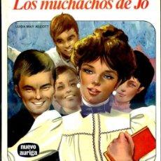 Libros de segunda mano: NUEVO AURIGA Nº 33 - L. M. ALCOTT : LOS MUCHACHOS DE JO (1982). Lote 37365260