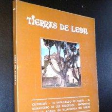 Libros de segunda mano: TIERRAS DE LEON / Nº45 / 1981. Lote 37428621