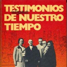Libros de segunda mano: RAMON GARRIGA - JUAN MARCH Y SU TIEMPO. Lote 37422552