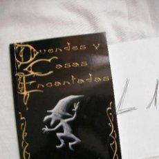 Libros de segunda mano: DUENDES Y CASAS ENCANTADAS - JOSE GREGORIO GONZALEZ - ENVIO GRATIS A ESPAÑA. Lote 37513074