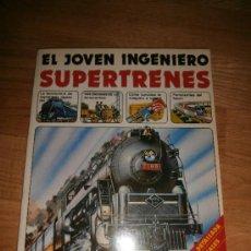 Gebrauchte Bücher - El Joven Ingeniero - Supertrenes - Ediciones Plesa / SM Ediciones (1986) - 37449505