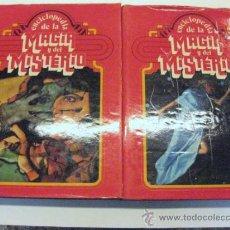 Libros de segunda mano: ENCICLOPEDIA DE LA MAGIA Y EL MISTERIO. 2 VOLUMENES.EDITORIAL MATEU 1969.. Lote 37501144