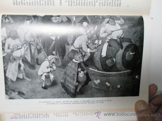 Libros de segunda mano: Caro Baroja, J.: El Carnaval. (Análisis Histórico-Cultural). (1965) - Foto 5 - 37614731