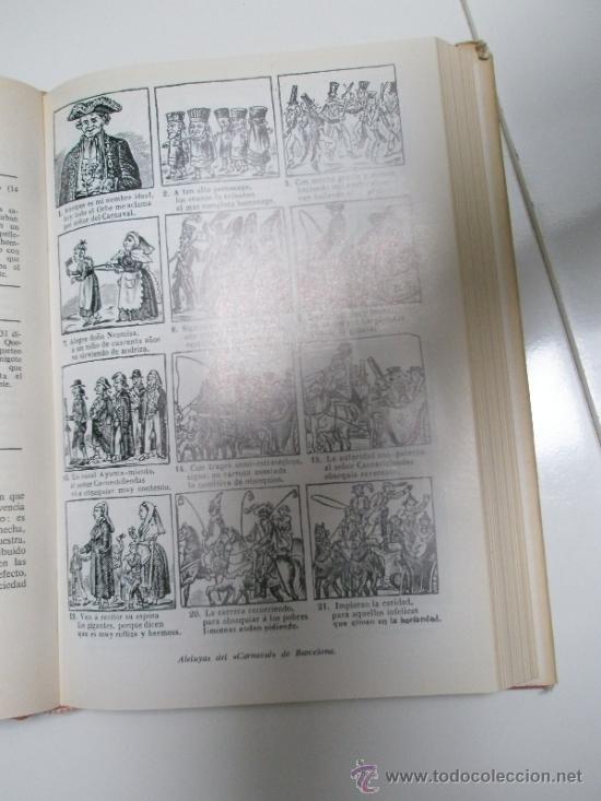 Libros de segunda mano: Caro Baroja, J.: El Carnaval. (Análisis Histórico-Cultural). (1965) - Foto 6 - 37614731