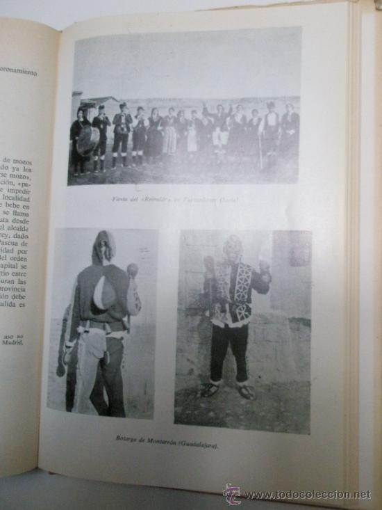 Libros de segunda mano: Caro Baroja, J.: El Carnaval. (Análisis Histórico-Cultural). (1965) - Foto 8 - 37614731