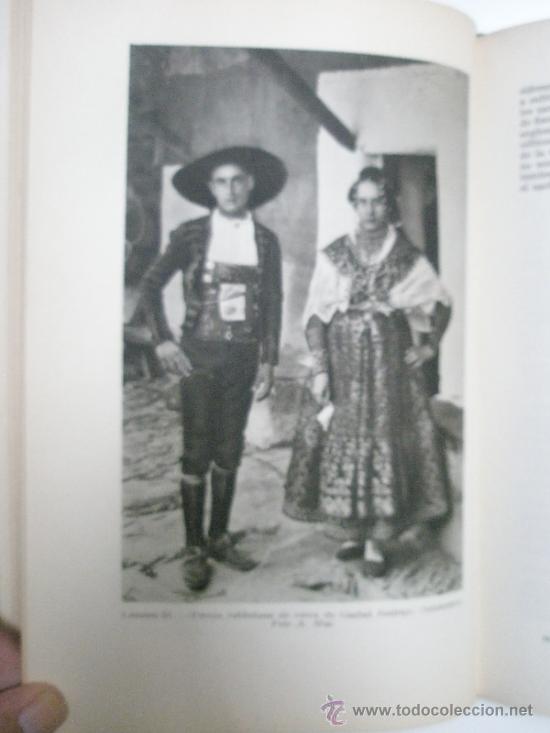 Libros de segunda mano: Caro Baroja,J.: Los pueblos de España. Ensayo de Etnología. (1946) - Foto 12 - 37614559