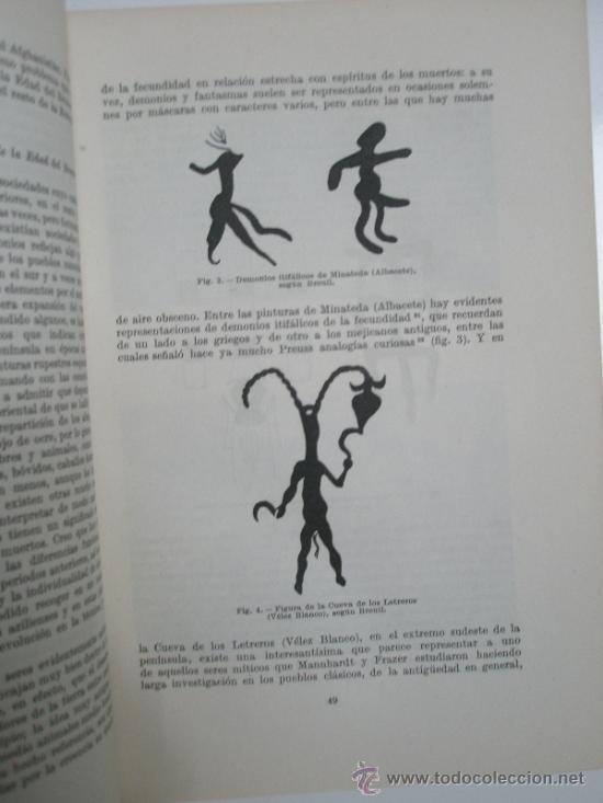 Libros de segunda mano: Caro Baroja,J.: Los pueblos de España. Ensayo de Etnología. (1946) - Foto 5 - 37614559