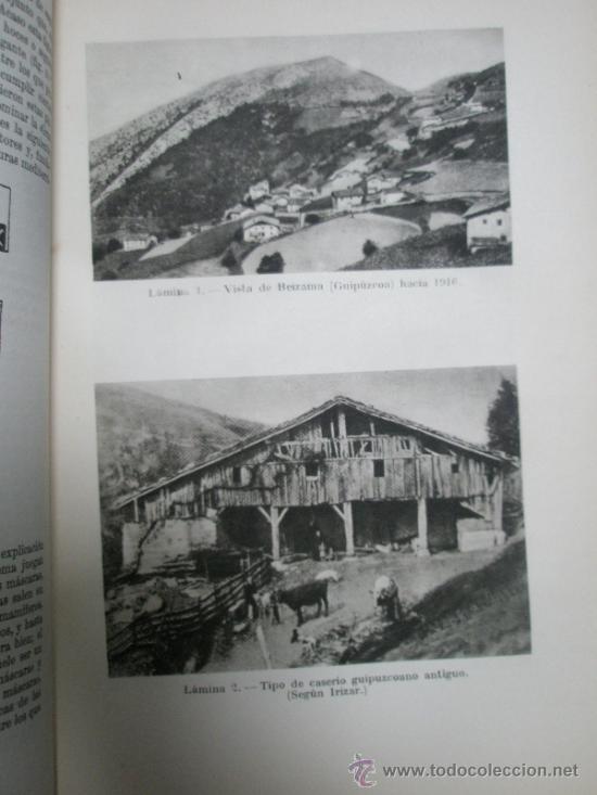 Libros de segunda mano: Caro Baroja,J.: Los pueblos de España. Ensayo de Etnología. (1946) - Foto 7 - 37614559