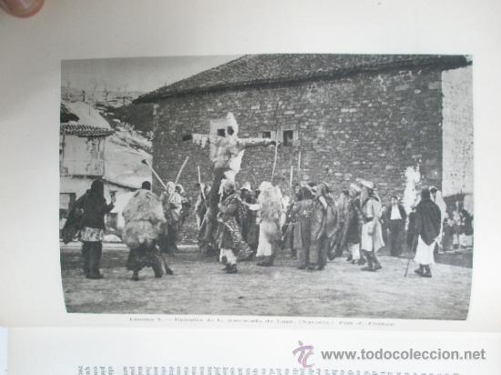 Libros de segunda mano: Caro Baroja,J.: Los pueblos de España. Ensayo de Etnología. (1946) - Foto 8 - 37614559
