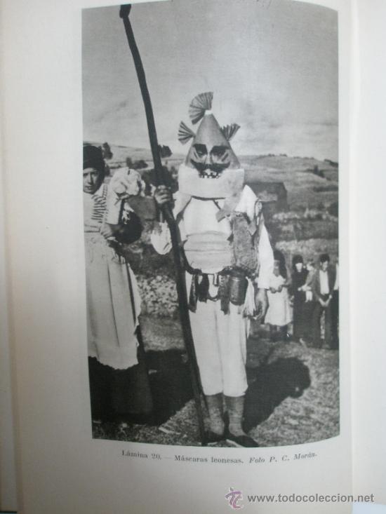 Libros de segunda mano: Caro Baroja,J.: Los pueblos de España. Ensayo de Etnología. (1946) - Foto 10 - 37614559