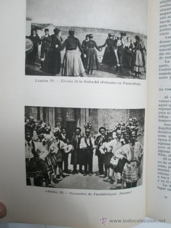 Libros de segunda mano: Caro Baroja,J.: Los pueblos de España. Ensayo de Etnología. (1946) - Foto 11 - 37614559