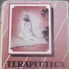 Libros de segunda mano: TERAPÉUTICA VEGETAL. 2 TOMOS. Lote 37529861
