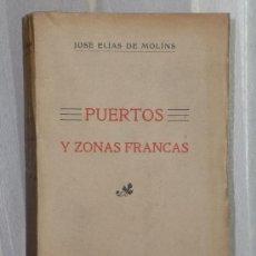 Libros de segunda mano: PUERTOS Y ZONAS FRANCAS.. Lote 37512362