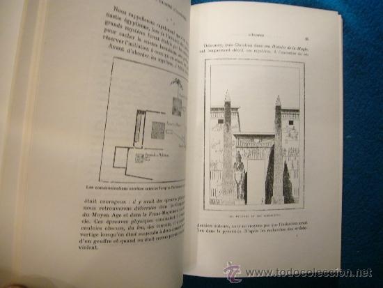 Libros de segunda mano: PAPUS: - ABC ILLUSTRE DOCCULTISME, PREMIERS ELEMENTS DETUDES DES TRADITIONS INITIATIQUES - (1984) - Foto 4 - 224812728