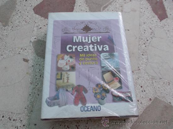 mujer creativa. mil ideas de punto y costura. t - Comprar en ...