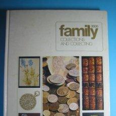 Libros de segunda mano: FAMILY 2000 - COLECCIONES Y COLECCIONISMO - VER FOTOS Y DESCRIPCION. Lote 37717761