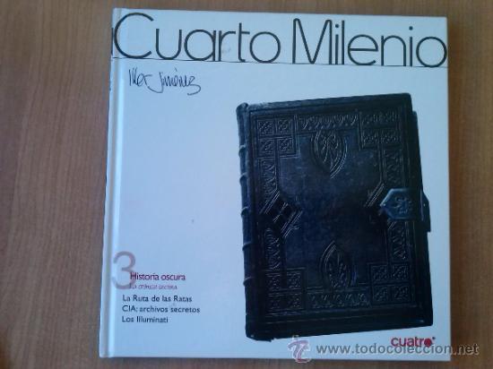 cuarto milenio - iker jiménez (lote 2 libros + - Comprar en ...