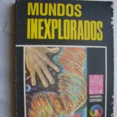 Libros de segunda mano: MUNDOS INEXPLORADOS. 1975. Lote 37754479