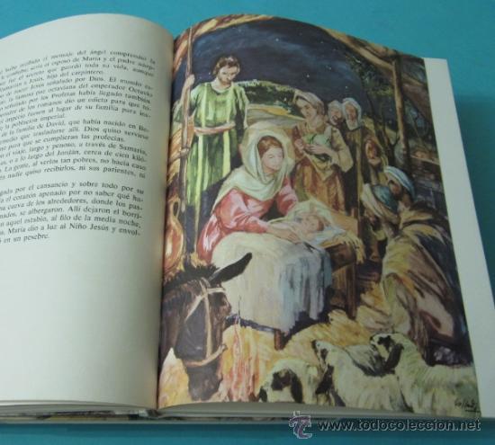 Libros de segunda mano: BIBLIA JUVENIL. TOMO I - ANTIGUO TESTAMENTO. TOMO II - NUEVO TESTAMENTO - Foto 3 - 37742276