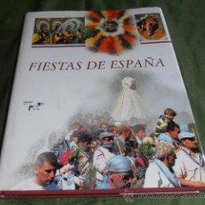 Libros de segunda mano: FIESTAS DE ESPAÑA, GRUPO FCC. Lote 37807707
