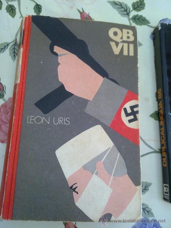 QB VII LEON. URIS EDICCION CIRCULO DE LECTORES EST4B2 (Libros de Segunda Mano (posteriores a 1936) - Literatura - Otros)