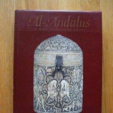 Libros de segunda mano: AL ANDALUS LAS ARTES ISLAMICAS EN ESPAÑA, EDICIONES EL VISO. Lote 37905118
