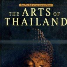 Libros de segunda mano: THE ARTS OF THAILAND (HONG KONG, 1986) . Lote 37907676