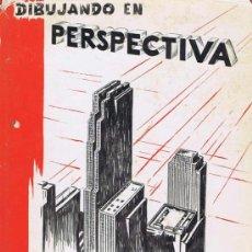 Libros de segunda mano: FREIXAS, EMILIO. DIBUJANDO EN PERSPECTIVA. BARCELONA: SUCESOR DE E. MESEGUER, 1968. PRIMERA EDICIÓN.. Lote 37930422