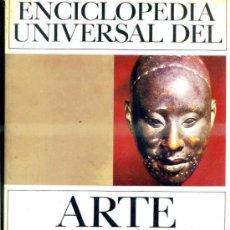 Libros de segunda mano: ARTE DE AMÉRICA PRECOLOMBINA, ÁFRICA Y OCEANÍA (PLAZA JANÉS, 1980). Lote 37952599