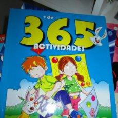 Libros de segunda mano: LIBRO INFANTIL DE ACTIVIDADES. Lote 38035246