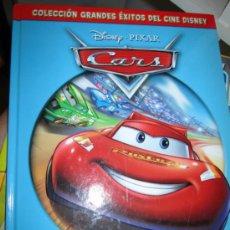 Libros de segunda mano: LIBRO INFANTIL DE LA PELICULA CARS DISNEY PIXAR. Lote 129563716