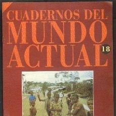 Libros de segunda mano: LAS NACIONES AFRICANAS. HISTORIA 16. H16MUNDO-018. Lote 131027107
