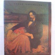 Libros de segunda mano: TEMAS ESPAÑOLES GRANADOS Nº473 GRANADOS AÑO 1966. Lote 38032695