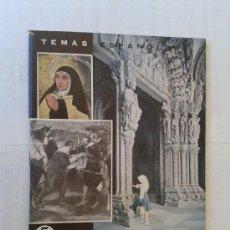 Libros de segunda mano: TEMAS ESPAÑOLES RELACION ESPAÑA-EUROPA (I) Nº 442 AÑO 1963. Lote 38032740
