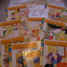 Libros de segunda mano: GRAN LOTE DE LIBROS DE EDUCACION INFANTIL DE ACTIVIDADES DE SM - ENVIO GRATIS A ESPAÑA. Lote 38080965